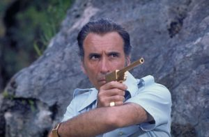 Christopher Lee Scaramanga